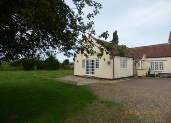 Thumbnail 1 bedroom flat to rent in Pirnhow Street, Ditchingham, Bungay