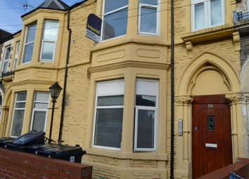 Thumbnail 6 bed shared accommodation to rent in 56, Colum Road, Cathays, Cardiff, South Wales