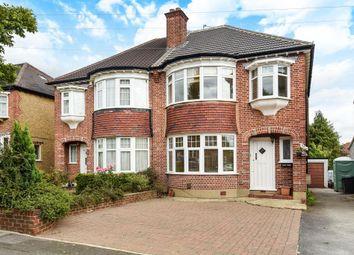 Thumbnail 3 bedroom semi-detached house to rent in Lynton Mead, Totteridge