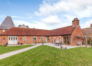 Thumbnail 3 bed barn conversion for sale in Hole Lane, Bentley, Nr. Farnham, Surrey