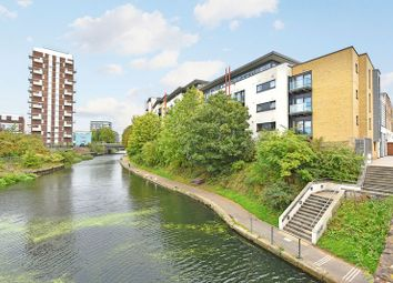 Thumbnail 2 bed flat for sale in Tequila Wharf, Limehouse