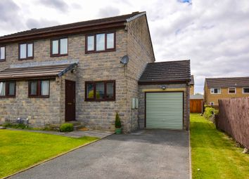 Thumbnail 3 bed semi-detached house to rent in The Heights, Scholes, Holmfirth