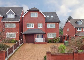 Thumbnail 5 bed detached house for sale in Bittell Road, Barnt Green