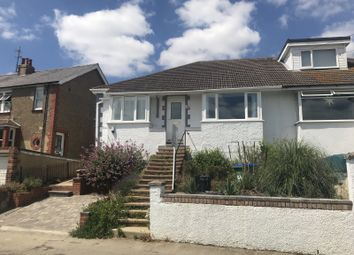 Thumbnail 2 bed bungalow to rent in Hillcrest Road, Newhaven