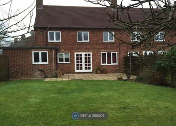 Thumbnail 3 bed semi-detached house to rent in Church View, Henley-On-Thames