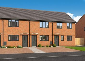 "Thumbnail 2 bedroom property for sale in ""The Lockton At Roman Fields "" at Chamberlain Way, Peterborough"
