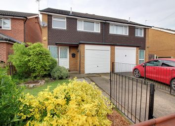 Thumbnail 3 bed semi-detached house to rent in Highfield Street, Long Eaton, Nottingham