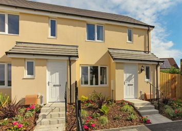 "Thumbnail 2 bed semi-detached house for sale in ""The Morden"" at Holtwood Drive, Woodlands, Ivybridge"