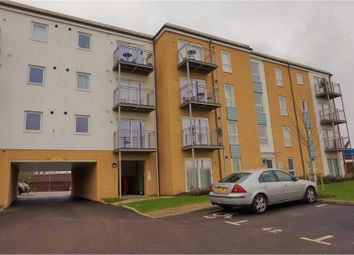 Thumbnail 2 bed flat for sale in 4 Millfield Close, Hornchurch