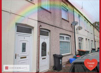 Thumbnail 2 bed property to rent in Henson Street, Newport