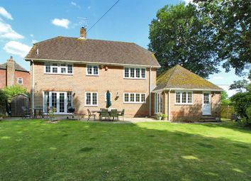 Thumbnail 4 bed detached house for sale in Winterpit Lane, Mannings Heath, Horsham