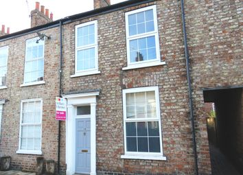 Thumbnail 3 bed terraced house for sale in Belle Vue Street, York