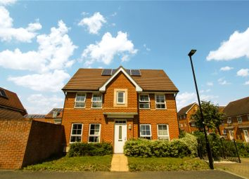 Thumbnail End terrace house for sale in Cardinal Place, Southampton, Hampshire