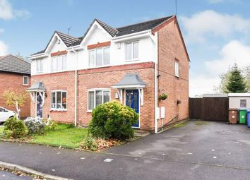 Thumbnail 3 bed semi-detached house for sale in Stocksgate, Norden, Rochdale, Greater Manchester
