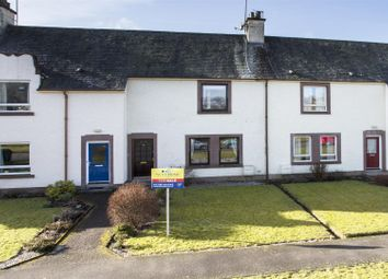 Thumbnail 2 bed terraced house for sale in Parkside Road, Alyth, Blairgowrie