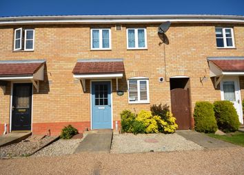 Thumbnail 2 bedroom terraced house for sale in Willowbrook Close, Carlton Colville, Lowestoft