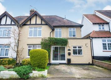 3 bed semi-detached house for sale in Welbeck Road, Barnet, Herts, . EN4