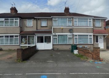 Thumbnail 3 bed terraced house for sale in Whittington Avenue, Hayes
