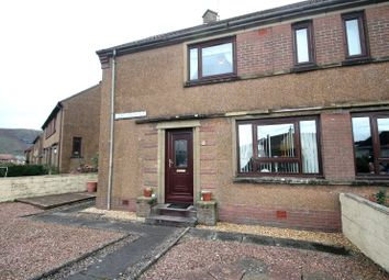 Thumbnail 2 bed semi-detached house for sale in Hawthorne Avenue, Coalsnaughton, Tillicoultry