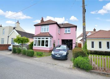 Thumbnail 3 bed detached house for sale in Bucklesham Road, Kirton, Ipswich