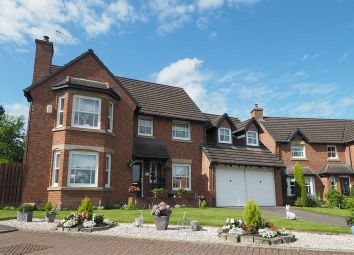 Thumbnail 5 bed detached house for sale in Westcroft Court, Livingston