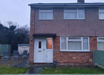 Thumbnail 3 bed semi-detached house to rent in Boleyn Close, Blacon, Chester