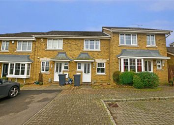 Thumbnail 2 bed terraced house to rent in Picton Close, Camberley, Surrey