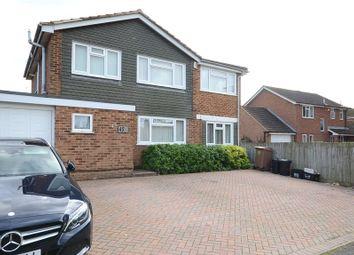 Thumbnail 4 bed detached house for sale in Binfield Road, Wokingham, Berkshire