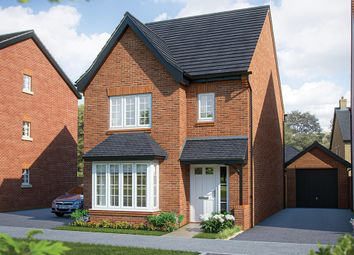 "Thumbnail 3 bed property for sale in ""The Cypress"" at Turnberry Lane, Collingtree, Northampton"