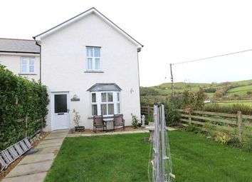 Thumbnail 3 bed semi-detached house for sale in Y Gorlan, Llanilar, Aberystwyth