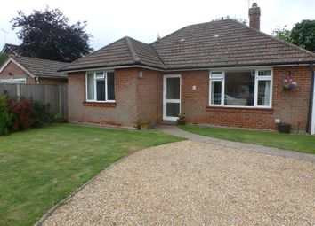 Thumbnail 4 bed detached bungalow for sale in Nursery Grove, Hedge End, Southampton