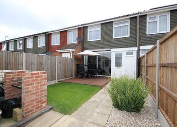 Thumbnail 3 bed terraced house for sale in Rossendale Walk, Bedford