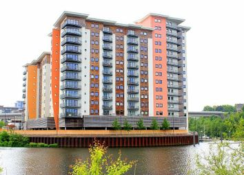 Thumbnail 1 bedroom flat to rent in Roma, Victoria Wharf, Watkiss Way, Cardiff.