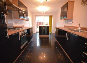 Thumbnail 3 bed town house to rent in Millennium Walk, Newport