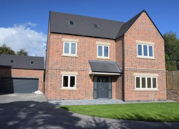Thumbnail 5 bedroom detached house for sale in Worthington Lane, Newbold Coleorton, Leicestershire