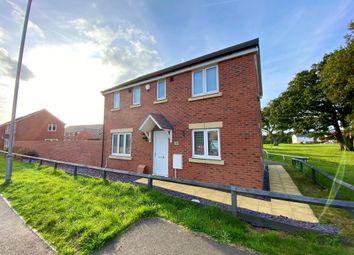 Thumbnail Detached house for sale in Knight Close, Monkton Heathfield, Taunton