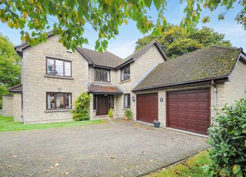 Thumbnail 4 bed detached house for sale in Maur Close, Chippenham
