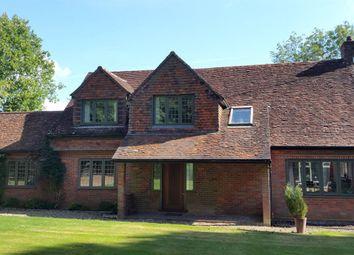 Thumbnail 4 bed detached house to rent in The Grovells, Hudnall Common, Little Gaddesden, Berkhamsted