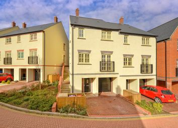 Thumbnail 3 bed town house for sale in Rays Meadow, Lightmoor Village