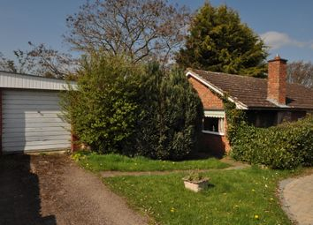 Thumbnail 2 bed detached bungalow for sale in Backney View, Second Avenue, Greytree, Ross-On-Wye