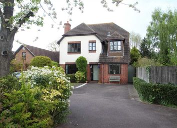 Thumbnail 4 bed detached house for sale in The Whinneys, Grange Farm, Kesgrave, Ipswich