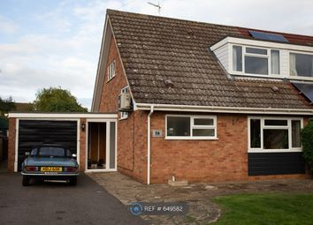 Thumbnail 3 bed semi-detached house to rent in St. Georges Close, Thurton, Norwich