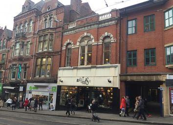 Thumbnail Retail premises for sale in 21 Market Street, Market Street, Nottingham