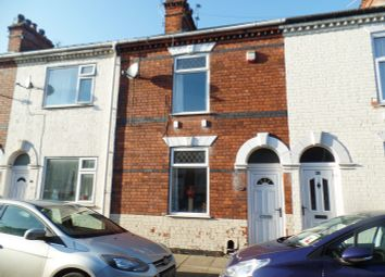 Thumbnail 2 bedroom terraced house for sale in Gordon Street, Goole