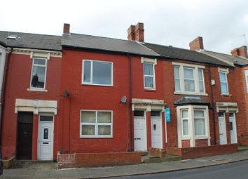 Thumbnail 3 bed flat to rent in Myrtle Grove, Wallsend