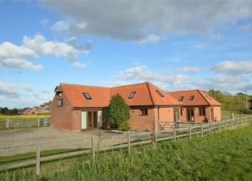 Thumbnail 5 bed barn conversion for sale in Chamery Hall Lane, South Walsham, Norwich