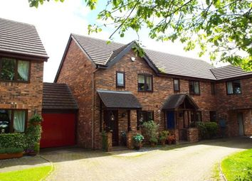 Thumbnail 2 bed semi-detached house to rent in Bramshall, Uttoxeter