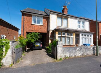 Thumbnail 4 bed semi-detached house for sale in Somerset Road, Farnborough