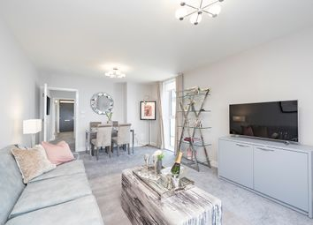 Thumbnail 1 bedroom flat for sale in Hickman Avenue, Highams Park