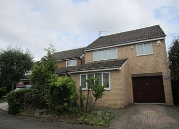 Thumbnail 4 bed detached house for sale in Denison Way, Michaelston-Super-Ely, Cardiff